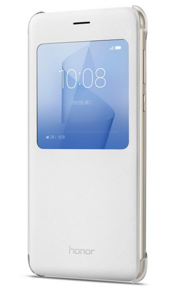 Honor 8 Smart Cover weiß