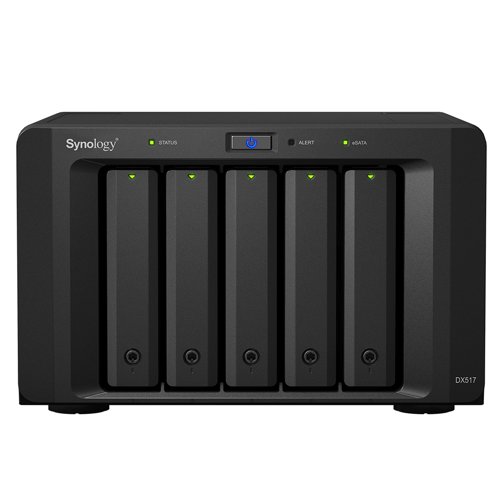 Synology NAS Expansion Unit DX517 (5 Bay)