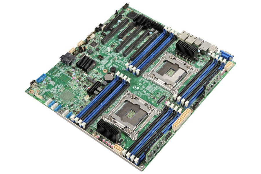 Intel MB 2011 S2600CW2R Cottonwood Pass