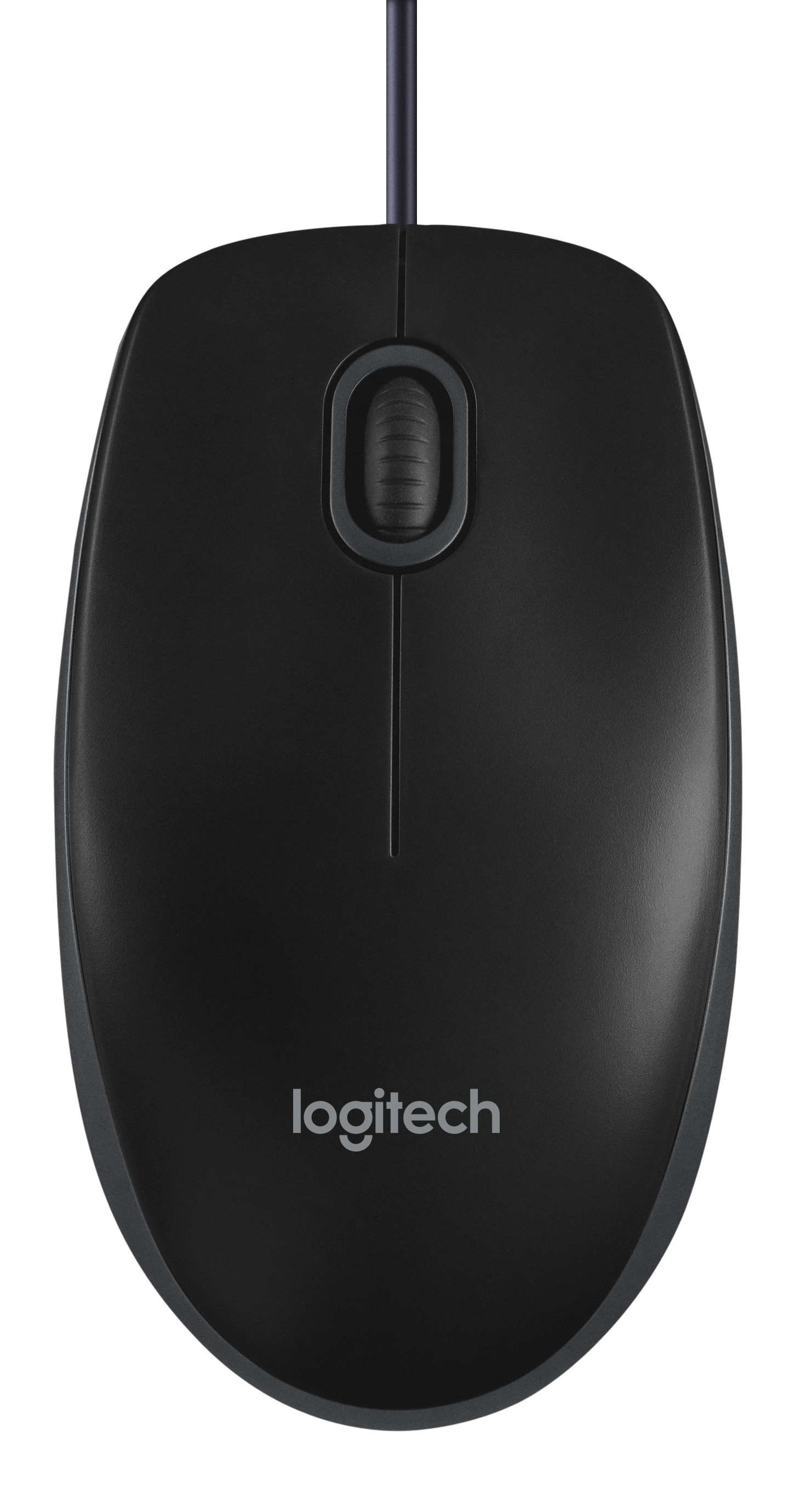 Logitech B100 optical USB black OEM