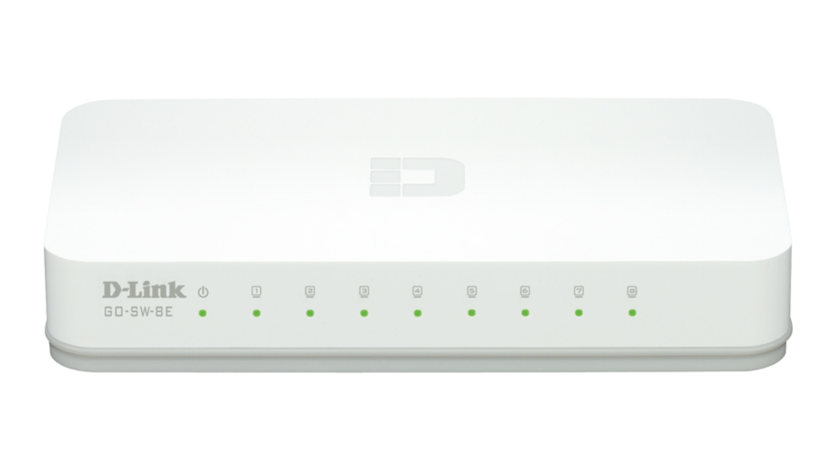 D-Link 8-Port Easy Desktop Switch
