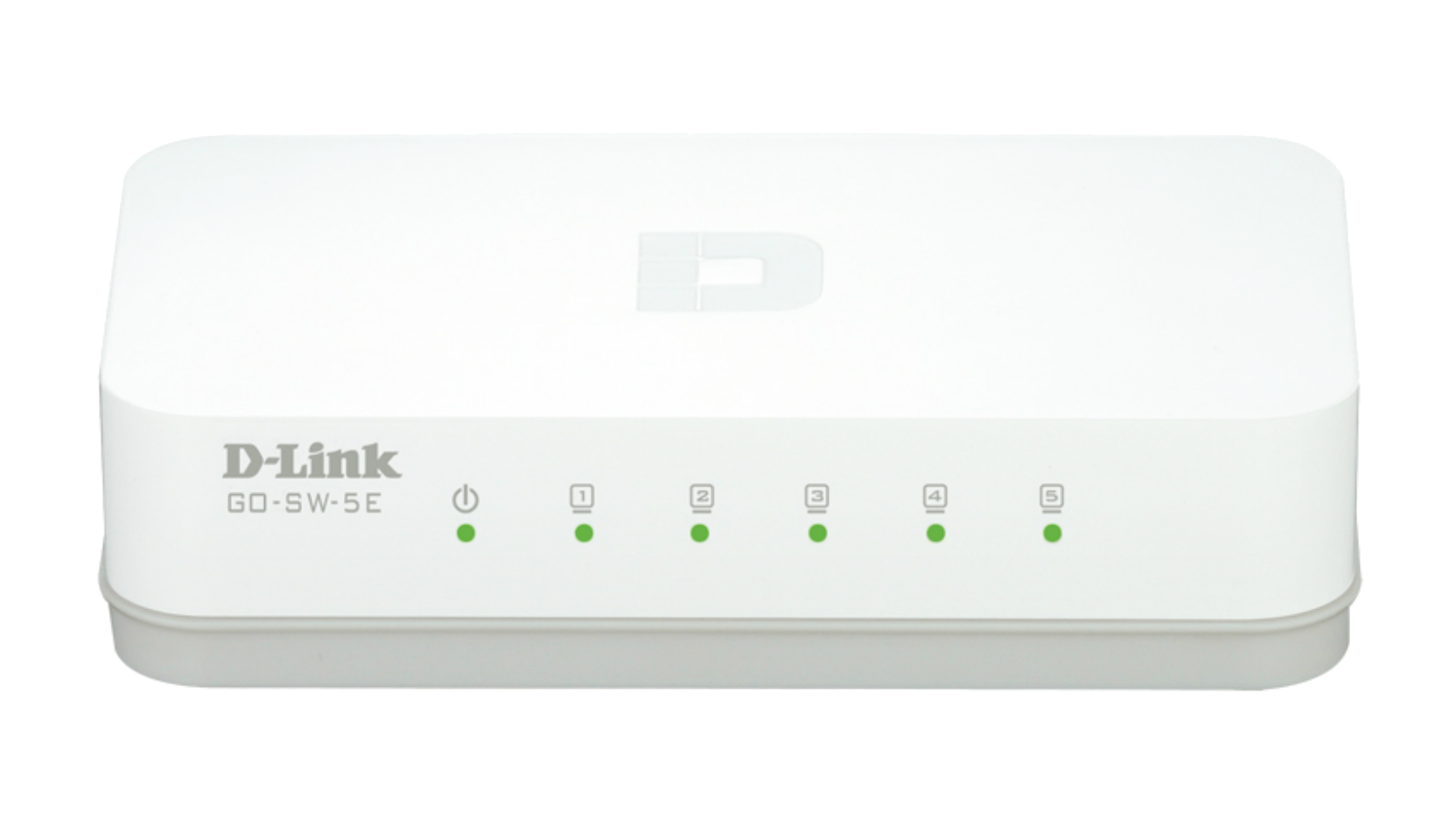 D-Link 5-Port Easy Desktop Switch