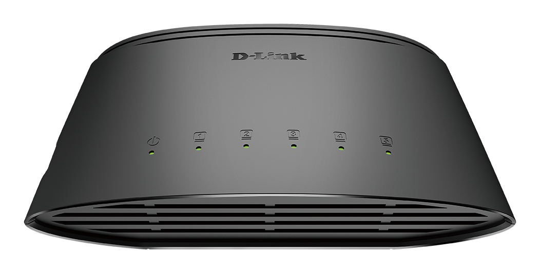 D-Link Gigaexpress 5Port Gigabit Switch