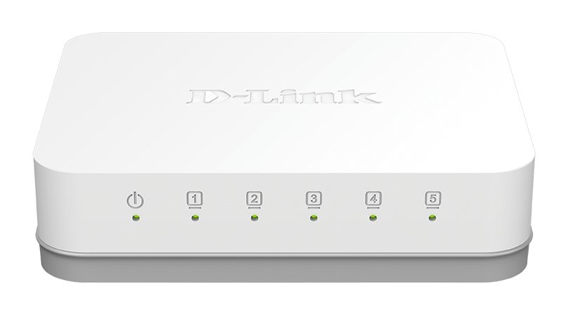 D-Link GO-SW-5G/E Easy Switch