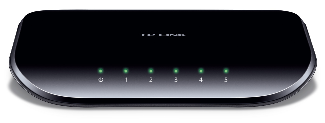 TP-Link Switch   5x GE TL-SG1005D V8.0