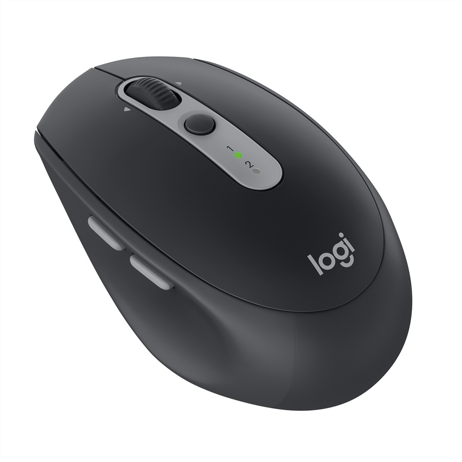 Logitech M590 Silent Bluetooth Optisch Graphit