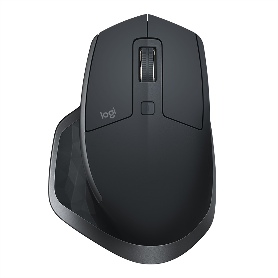 Logitech MX Master 2S RF Wireless Mouse 1000DPI Graphit