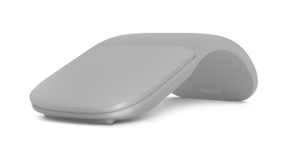 Microsoft Surface Arc Mouse Bluetooth Platin (Retail)