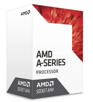 AMD CPU  AM4 Bristol BOX A10 9700 3,8GHz 4xCore 2MB 65W