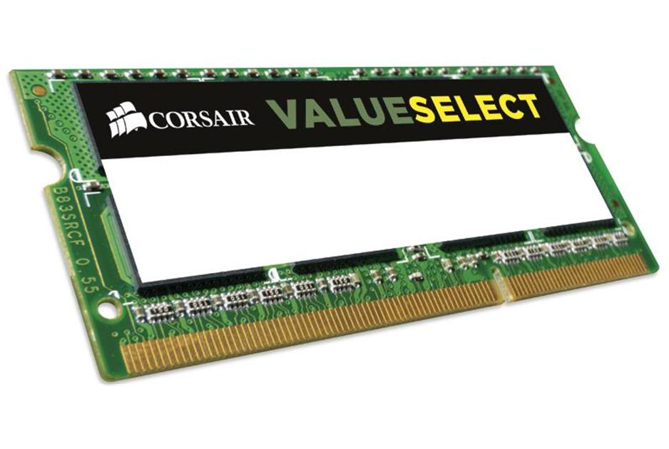 Corsair SO DDR3  2GB PC 1600 CL11   Value Select retail