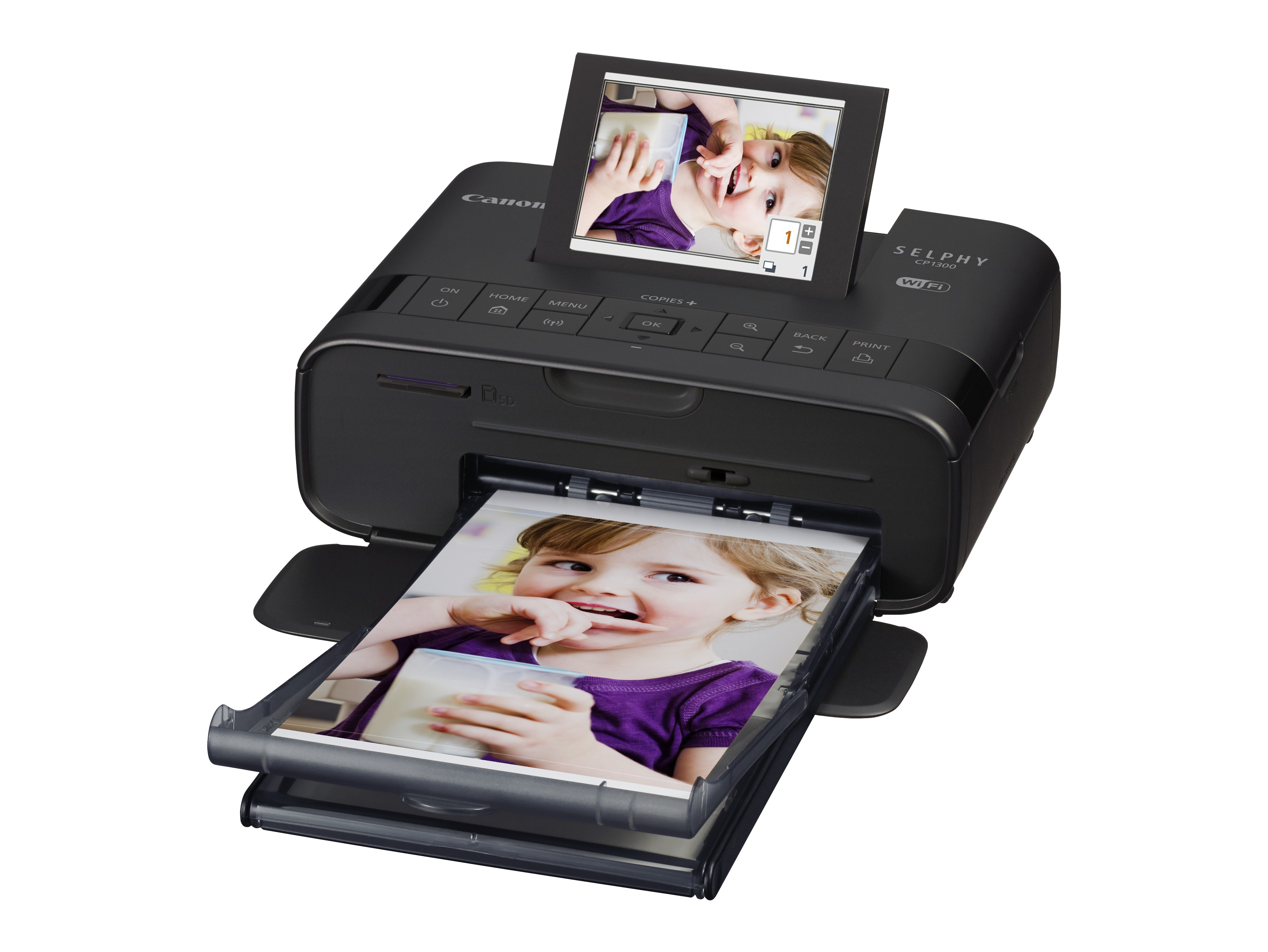 Canon SELPHY CP1300 - Drucker - Farbe -