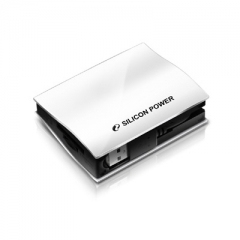 Silicon Power Card Reader USB2.0 Silicon-Power ALL-IN-ONE SPC33V2W