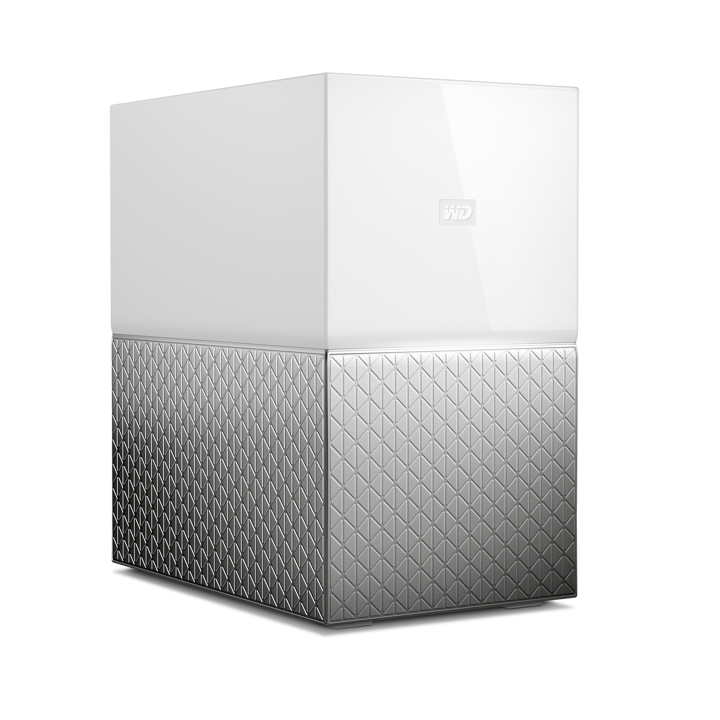 Western Digital 3,5 16TB WD My Cloud Home Duo white