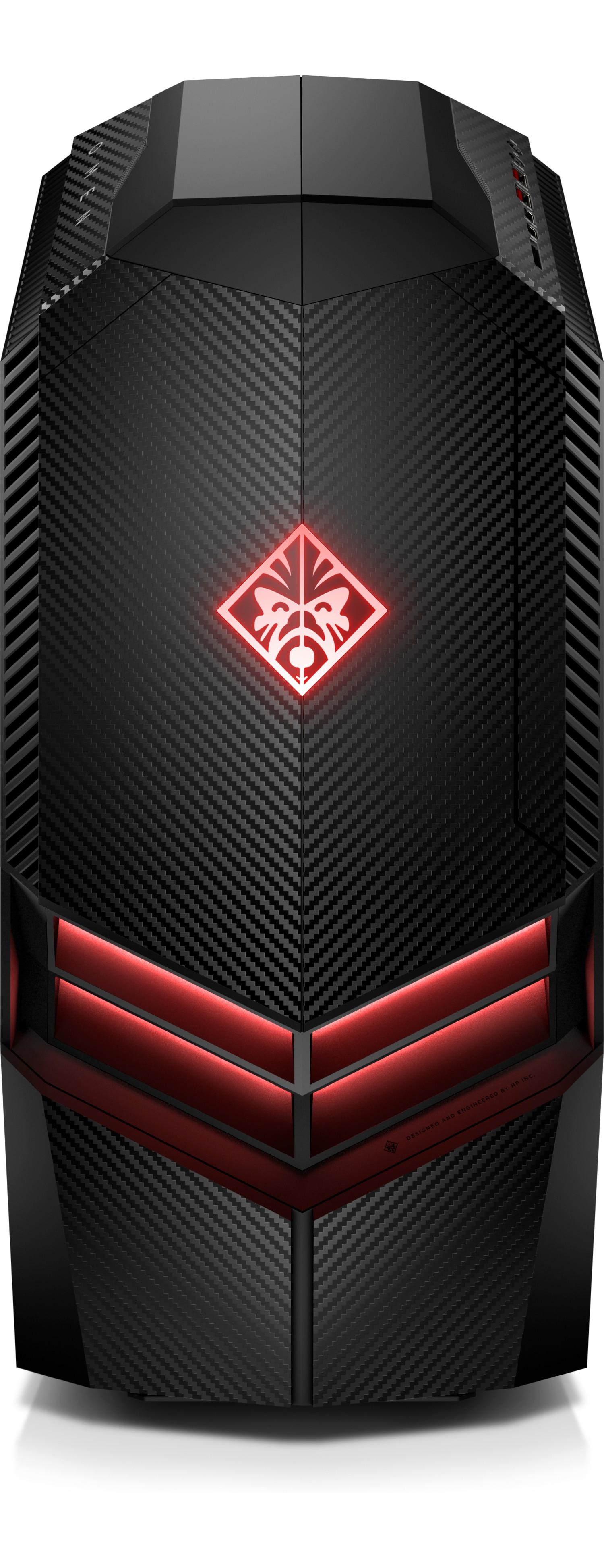 Hewlett Packard HP OMEN by 880 069ng Gaming Desktop PC AMD