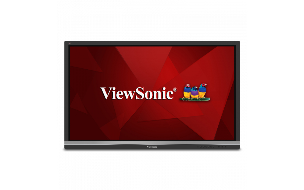 ViewSonic IFP5550 139cm 55Zoll Touch LFD 4K 3840x1620 350nits 178 degH/V16GB storage CVBS VGA HDMI DP SPDIF USB Speaker Optional Slo