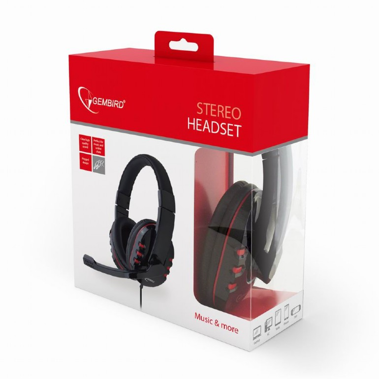 Gembird Headset Gaming Headset