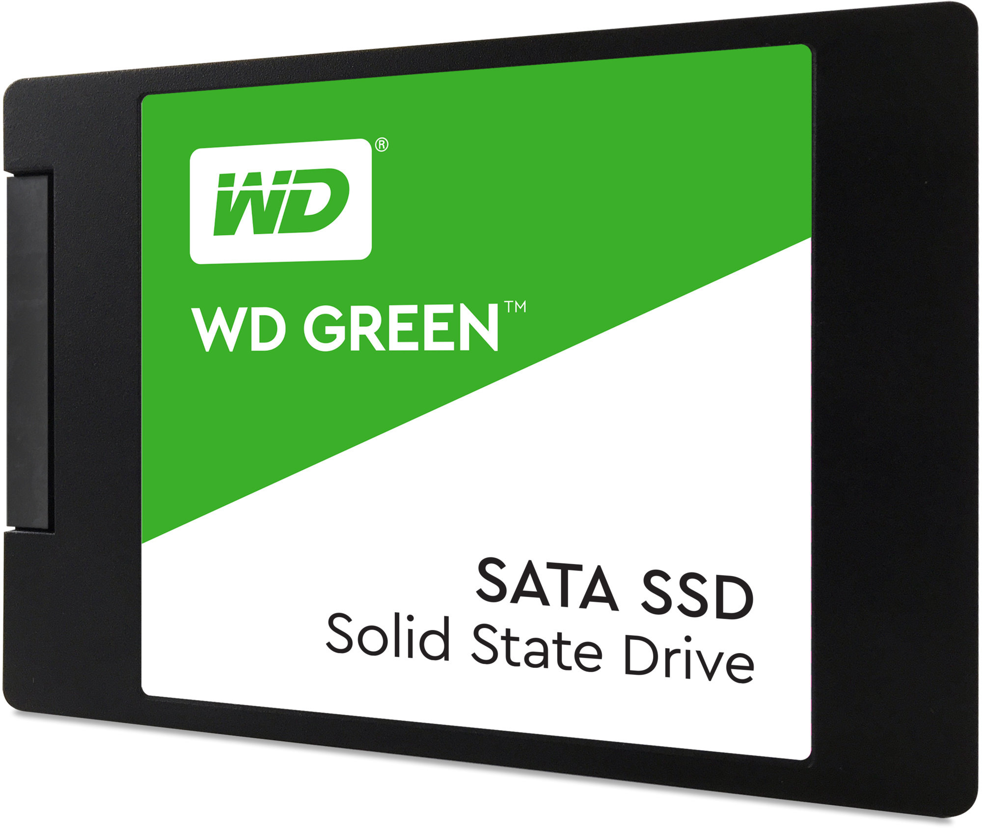 Western Digital WD Green SSD WDS120G2G0A - Solid-State-D