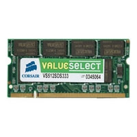 Corsair SO DDR2  1GB PC  533 CL4    Value Select retail