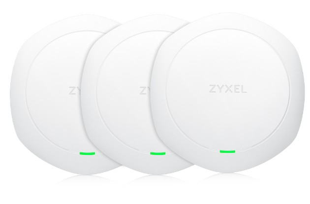 Zyxel NWA1123-AC HD 3er Pack Access Point (900 Mbit/s, WLAN AC, Dual Band, PoE)