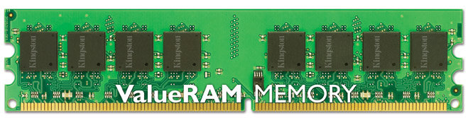 Kingston DDR2  1GB PC  667 CL5   ValueRAM retail