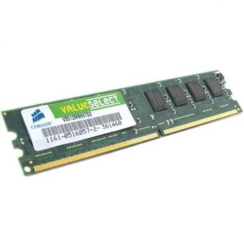 Corsair DDR2  1GB PC  667 CL5   Value Select retail