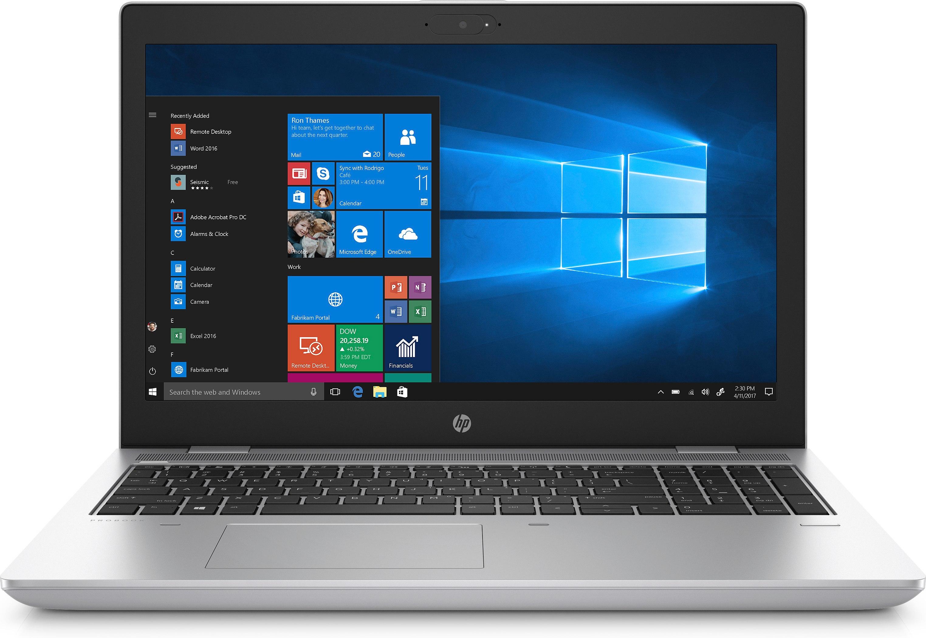 Hewlett Packard HP HP ProBook HP 600 15 6 Notebook i5