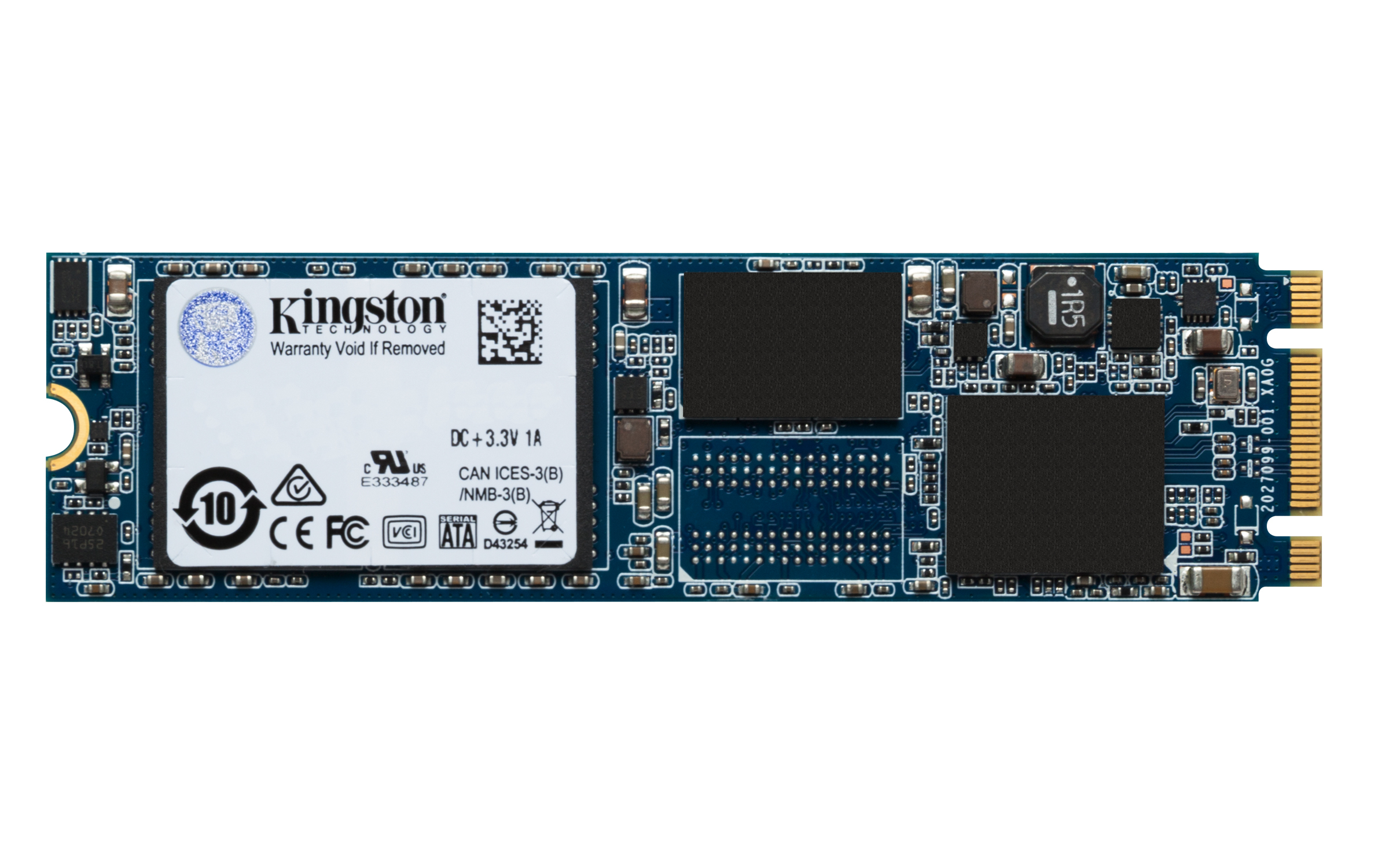 Kingston UV500 - Solid-State-Disk - vers