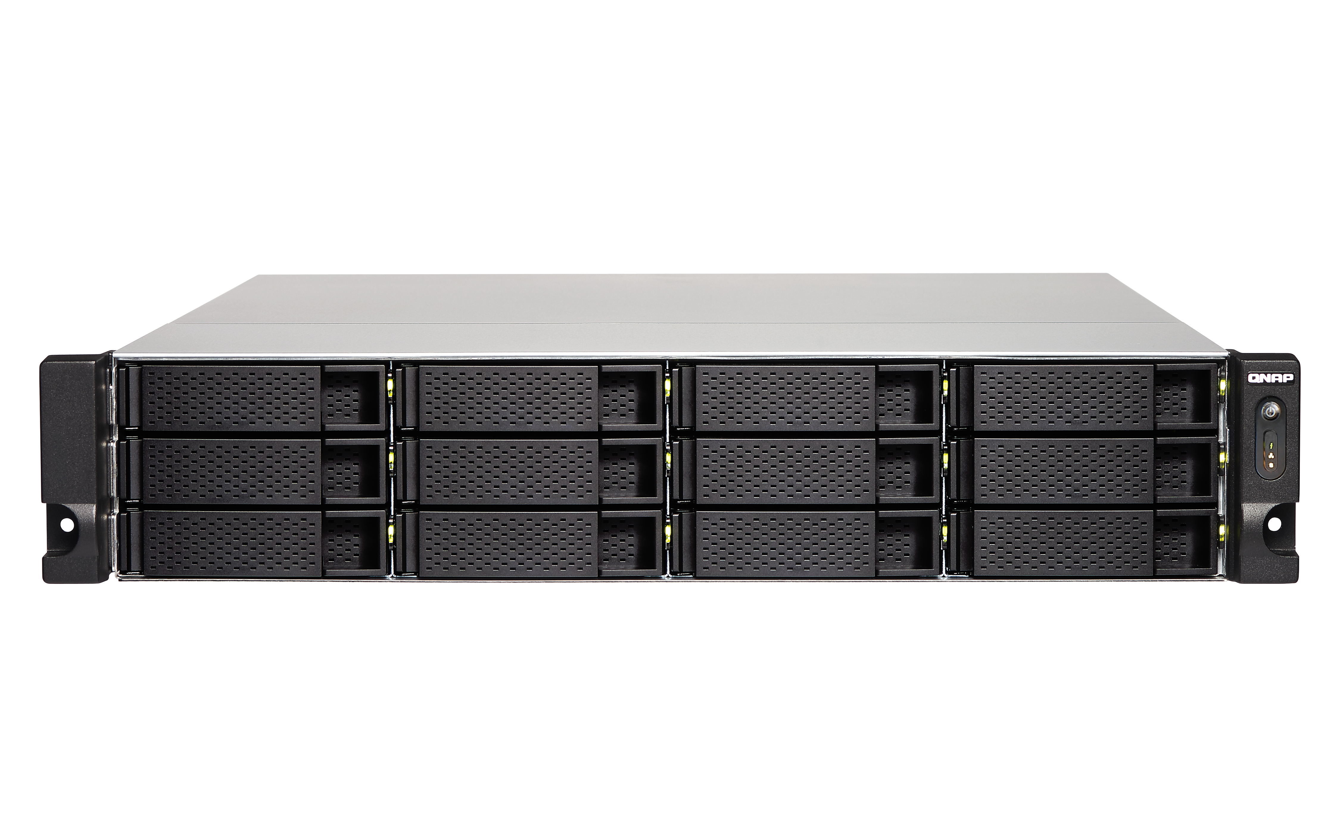 QNAP 12-Bay  TS-1232XU-4G Annapurna Labs Alpine AL-324 1.7GHz Quad Core Single PSU (not upgradeable to RP)