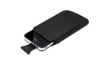 PLANET LEATHER CASE FOR IPHONE4undIPO