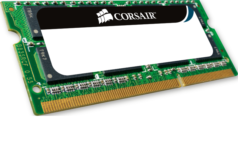 Corsair SO DDR2  1GB PC  667 CL5    Value Select retail
