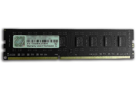 G.Skill DDR3  2GB PC 1333 CL9               2GBNS retail