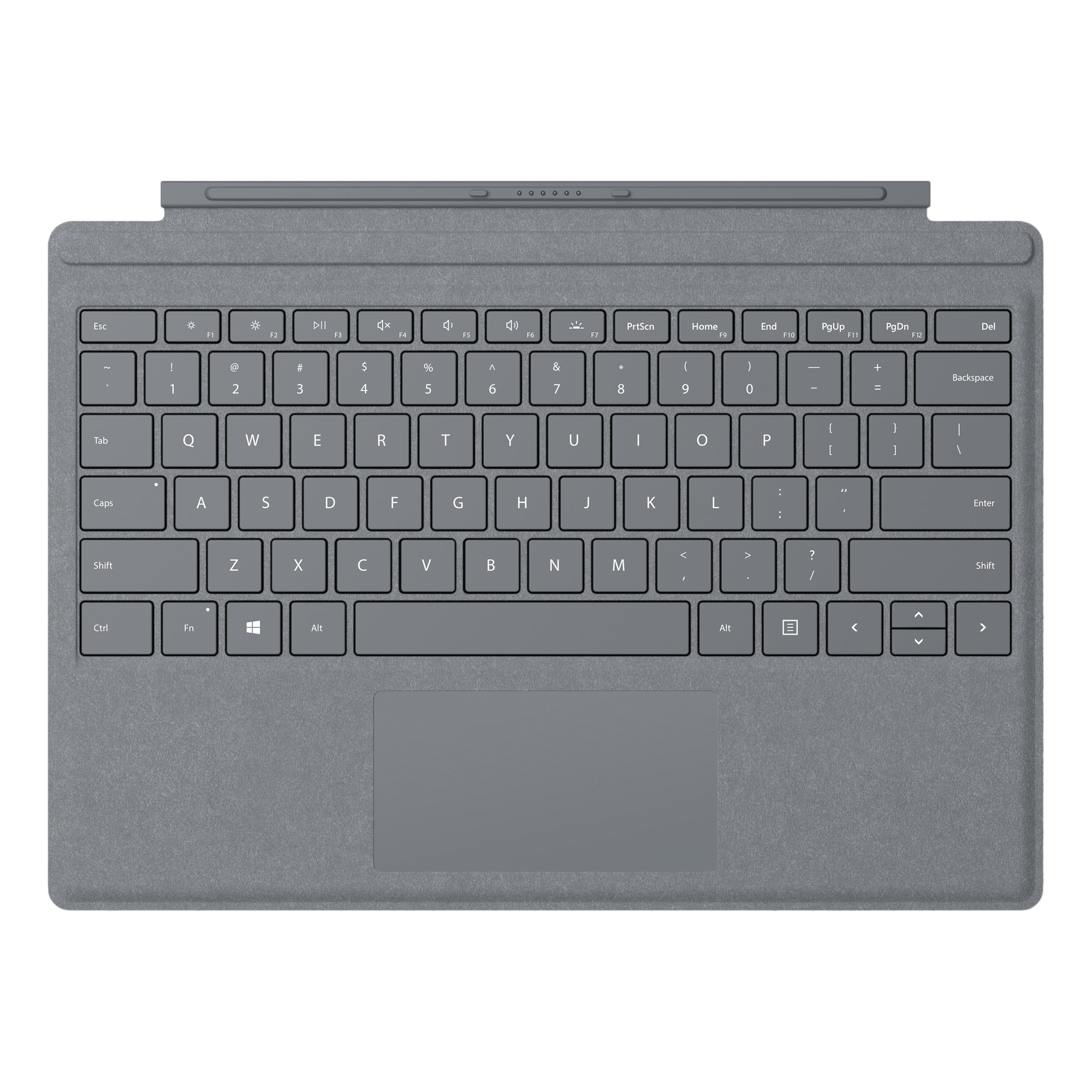 Microsoft Surface Go Signature Type Cover Platin (Retail)