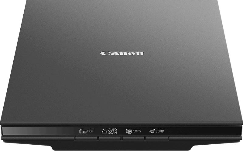 Canon CanoScan Lide 300 A4 USB 48Bit Farbtiefe 4 Scan-Buttons 2400x4800dpi