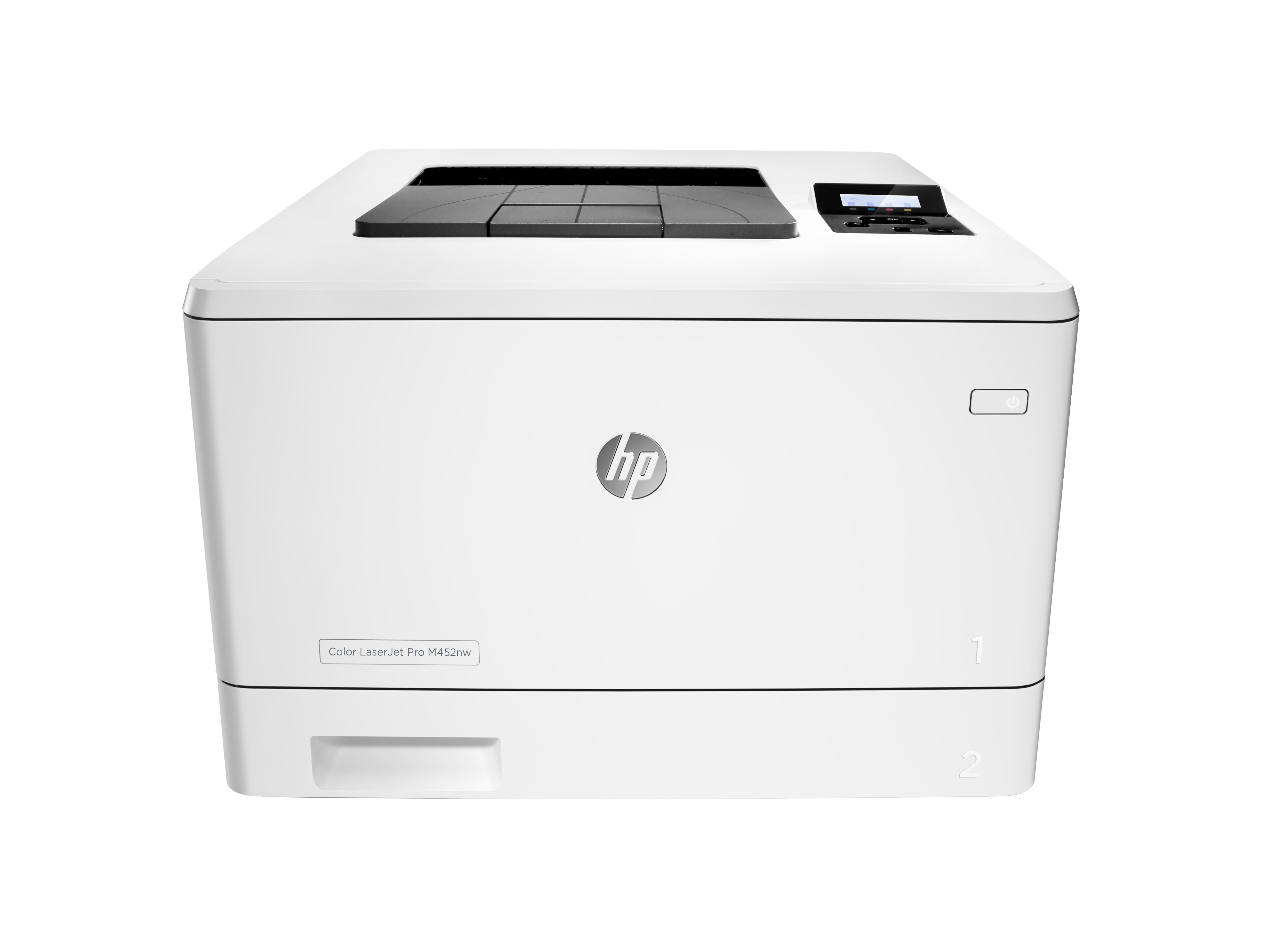 Hewlett Packard HP HP Color LaserJet Pro M452nw