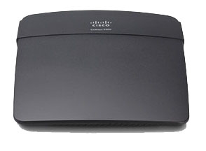 Linksys E900 N300 Wireless WLAN-Router Wireless-N