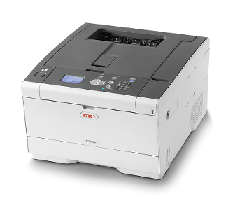 Oki C532dn/Color Laser, A4 30ppm/1GB/600