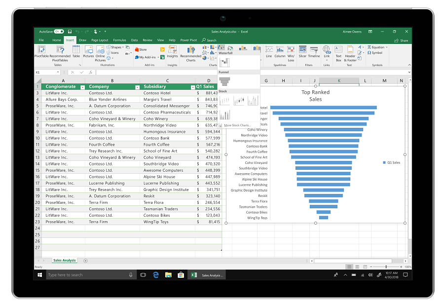 Microsoft Office Home & Student 2019 [1 PC/Mac] - Word, Excel, PowerPoint, OneNote