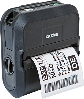 Brother P-Touch RJ-4040 Etikettendrucker