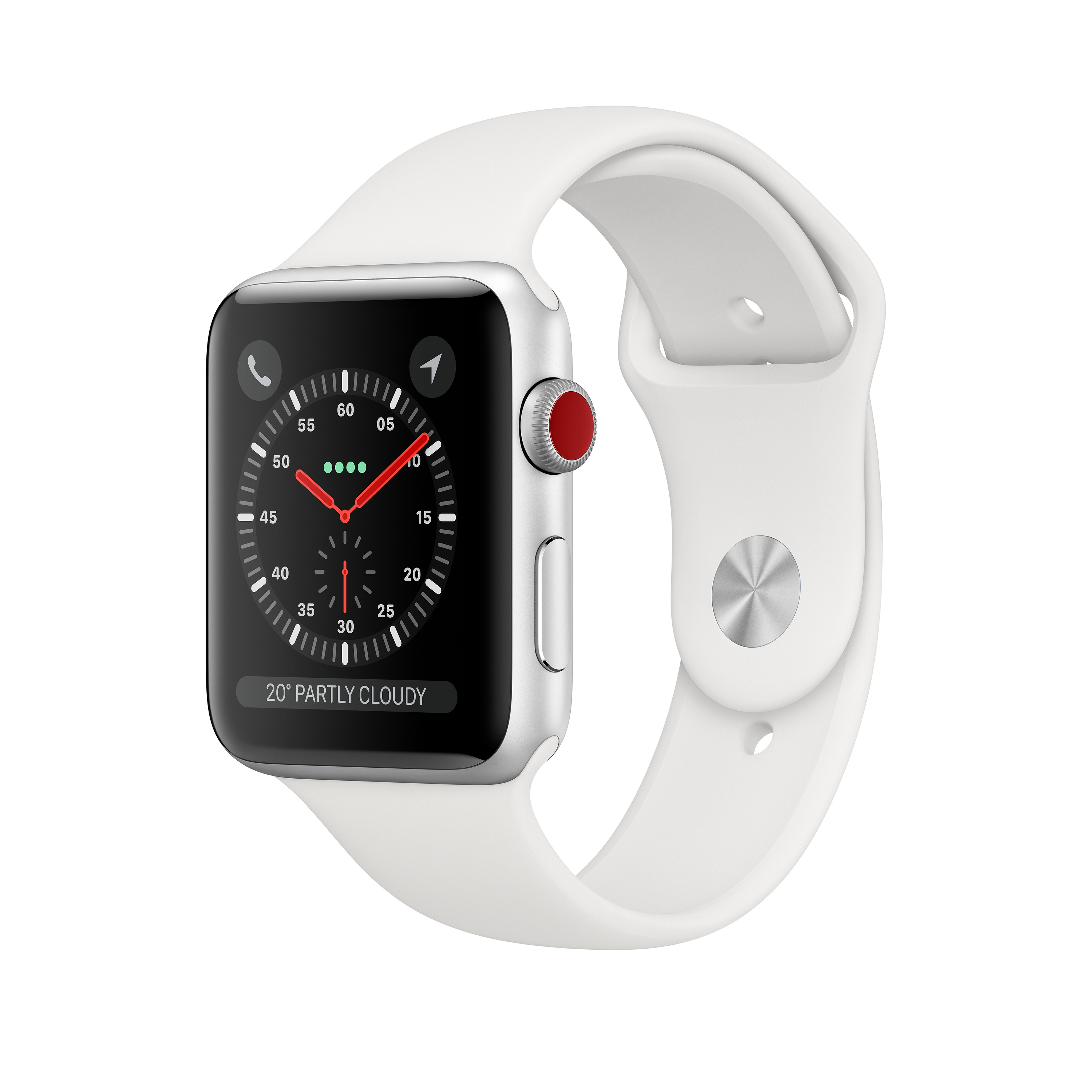 Apple Watch Series 3 (GPS + Cellular) -