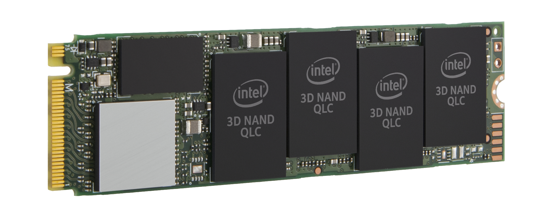 Intel SSD 512GB  660P Series M.2 NVMe PCIe 3.0 x 4