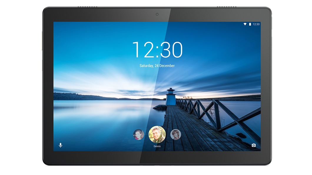 Lenovo Tab M10 TB-X605L 10,1 Full HD IPS Display, Octa-Core, 2 GB RAM, 16 GB Flash, LTE, Android 8.1, schwarz