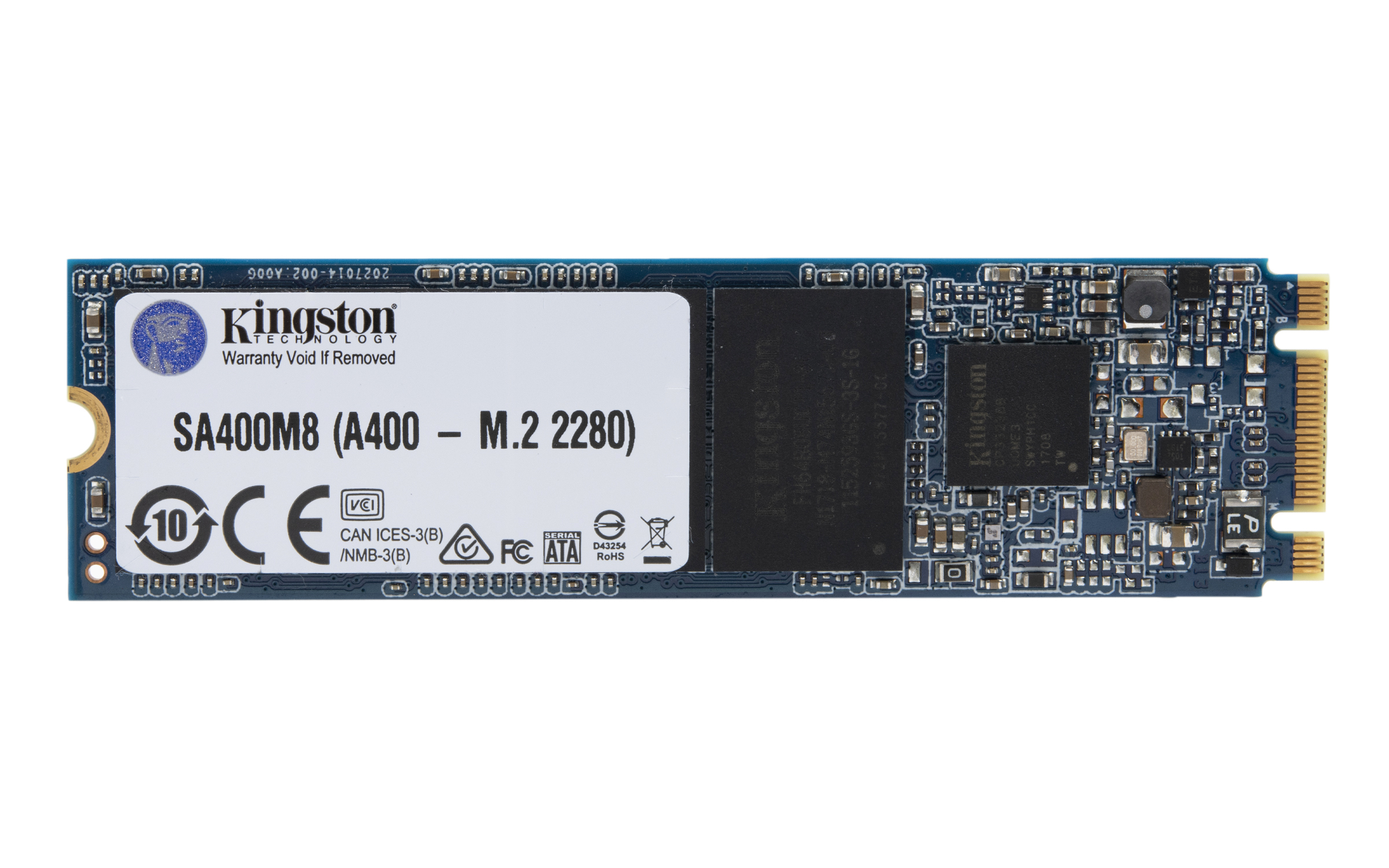 Kingston A400 - Solid-State-Disk - 240 G
