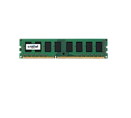 Crucial 2GB DDR3L 1600 MT/s PC3-12800 UDIMM 240pin single