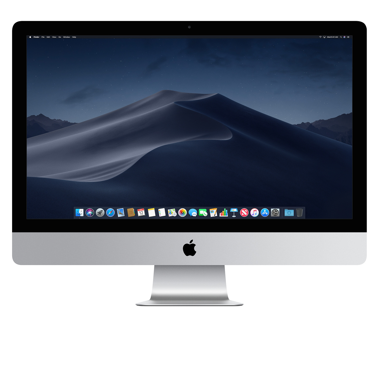 "Apple iMac mit Retina 5K Display - All-in-One (Komplettlösung) - 1 x Core i5 3 GHz - RAM 8 GB - SSD 512 GB - Radeon Pro 570X - GigE - WLAN: 802.11a/b/g/n/ac, Bluetooth 4.2 - Apple macOS Mojave 10.14 - Monitor: LED 68.6 cm (27"") 5120 x 2880 (5K) - CTO"