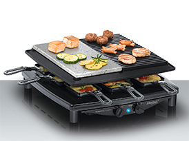 Steba RC 4 plus Raclette