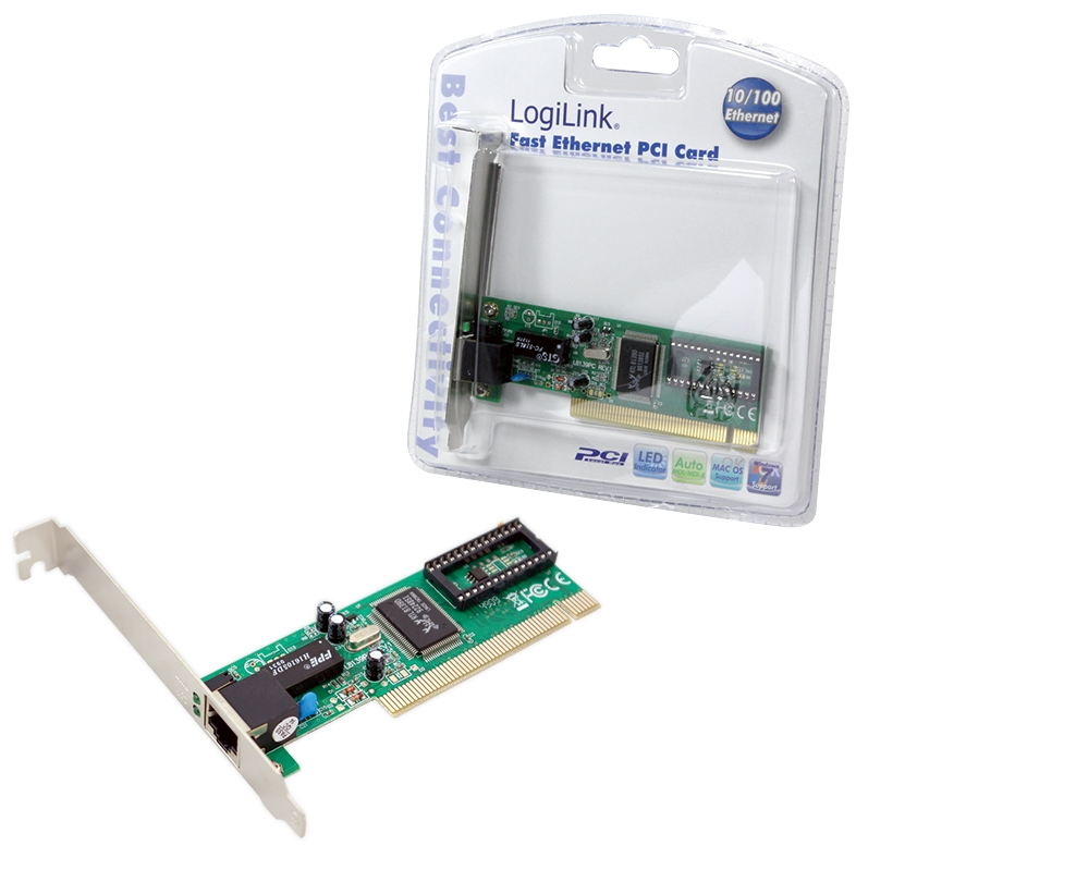 LogiLink INT  retail PCI