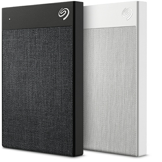 Seagate Backup Plus Ultra Touch White 1TB, USB 3.0 Micro-B
