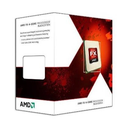 AMD FX 4 BOX 4300 3,80GHz 4xCore 95W